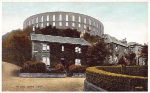 McCaig Tower, Oban, Scotland, Great Britain, Early Postcard, Unused
