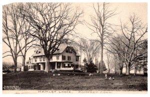 Connecticut Pomfret , Hamlet Lodge