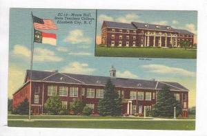 Moore Hall,State Teachers College,Elizabeth City,NC