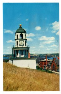 Old Town Clock on Citadel Hill, Halifax, Nova Scotia