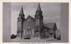 Exterior, Central Methodist Church, Clifton Forge, Virginia,00-10s