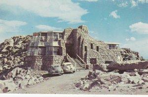 MT. EVANS , Colorado , 1950-60s ; Mount Evans Crest house