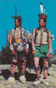 Indian Ceremonial Dancing With Porcupine Roach Pawnee Oklahoma