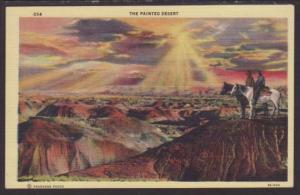 The Painted Desert Postcard
