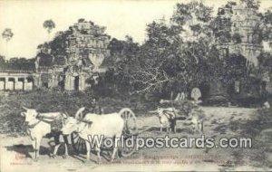Chaussee Conduisant, Angkor-Vat Angkor-Vat Vietnam, Viet Nam Unused