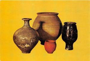BF38981  vases gallo romains  divers  art postcard