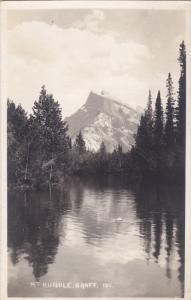 RP; Byron Harmon, #100, Mt. Rundle, BANFF, Canada, 20-30s