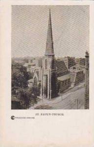 Arkansas St Pauls Church