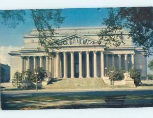 Unused Pre-1980 NATIONAL ARCHIVES BUILDING Washington DC H4671