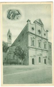 Italy, Santuario, della Annunziata di Pontremoli, early 1900