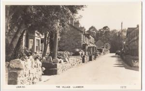 Merionthshire; The Village, Llanbedr RP PPC By Frith, No LBDR 50, Unposted