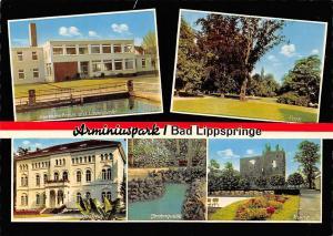 Bad Lippspringe Testinstitut Park Jordanquelle Ruine Kurmittelhaus Lippequelle