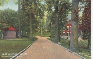 HUNTINGTON , West Virginia , 1900-10s ; West Virginia Asylum