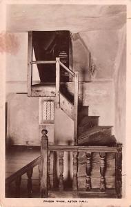 United Kingdom, Great Britain, England Prision Room, Aston Hall  Prision Room...