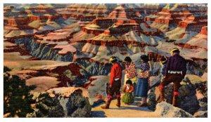 Hopi  Indians Grand Canyon of Arizina
