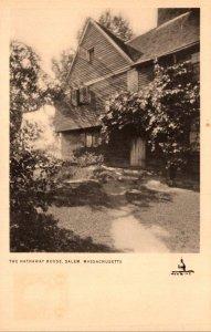 Massachusetts Salem The Hathaway House