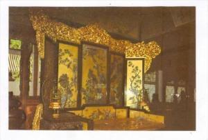Summer Palace , Peking , China, 80-90s   Hall of Ease & Joy