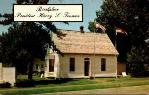 Missouri Lamar Harry S Truman Birthplace