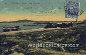 Banos Playa Capurro Montevideo Uruguay, South America Postal Used Unknown, St...