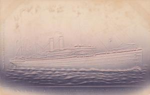 Oceanliner R.M.S. BALTIC, Pre-1907