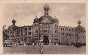 Praca De Touros, Lisboa, Portugal, 1900-1910s