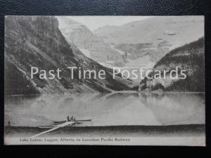 c1905 - Lake Louise, Laggan, Alberta on Canadian Pacific Railway