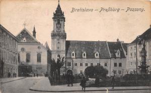 B76335 Slovakia Bratislava Pozsony Pressburg