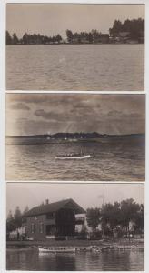 3 - RPPC, Lake Front with Cottages