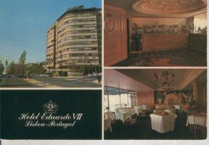 Postal 015893: Hotel Eduardo VII de Lisboa, Portugal