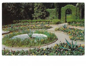 Walled Killearn Gardens in Memory of Alfred Maclay near Tallahassee Florida