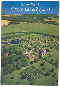 Canada, Woodleigh, Burlington, Prince Edward Island, unused Postcard