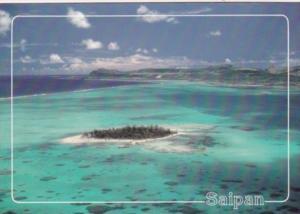 Saipan Managaha Island In Saipan Lagoon