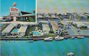 Florida St Petersburg Jolly Roger Motel Botel 1970