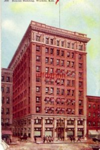 BEACON BUILDING, WICHITA, KS 1910