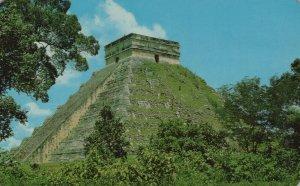 Mexico Postcard - The Castle, Chichen Itza, Yucatán RS23648