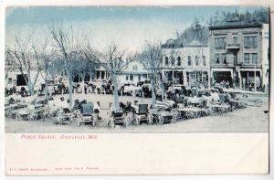 Public Square, Galesville WI