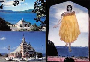 New Zealand St Faith's Church, Ohinemutu Rotorua