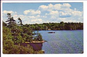 Thousand Islands, Ontario Used 1965 Malone New York Cancel