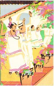 Mexico Dance - The Jarana - Yucatan 1939