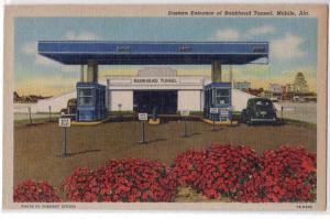 Bankhead Tunnel, Mobile AL