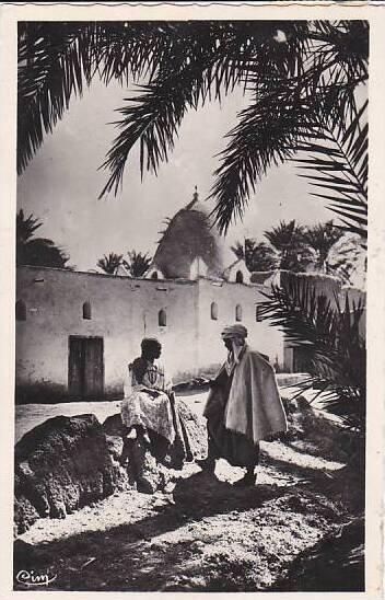 Tunisia Sidi Lhassen 1949 Photo