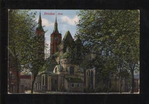 059261 GERMANY Breslau Dom Vintage PC