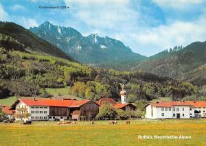 Rottau im Chiemgau am Fusse der Gedererwand Gasthaus Pension General view