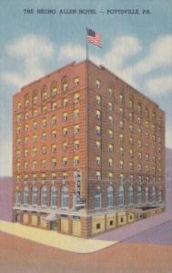 Pennsylvania Pottsville The Necho Allen Hotel