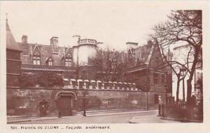 France Musee de Cluny Facade exterieure