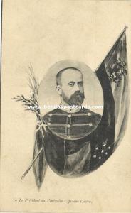 venezuela, President José Cipriano Castro Ruiz, National Flag (1899)
