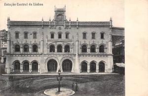Portugal Estacao Central de Lisboa