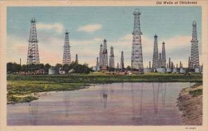 Oklahoma City Oil Wells Of Oklahoma