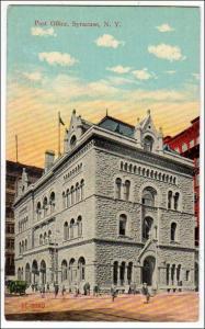 Post Office, Syracuse NY