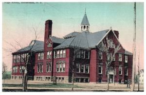 824  NY Horseheads  High School